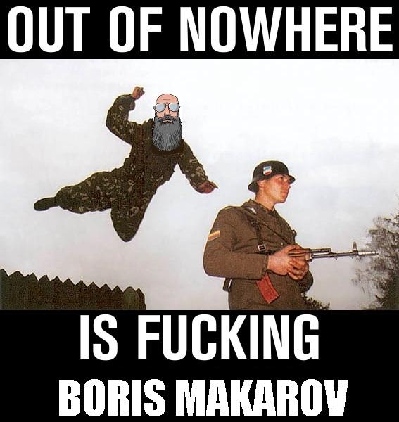 Boris Makarov
