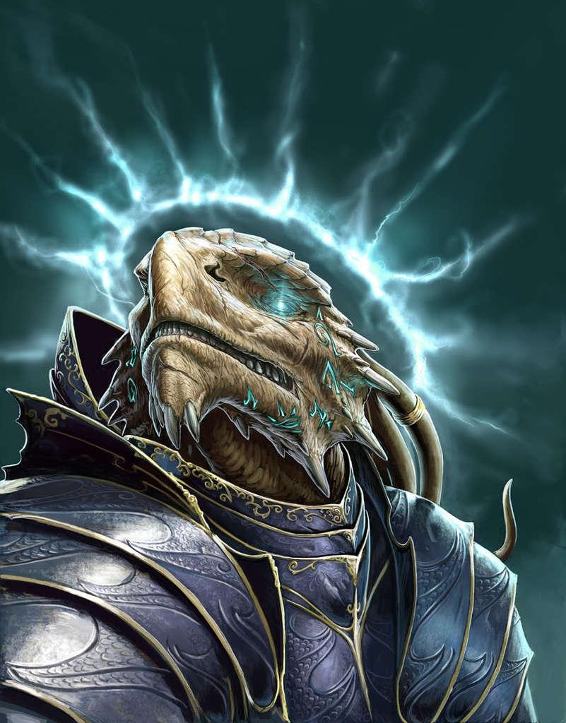 Dravak Fireheart (Inactive)