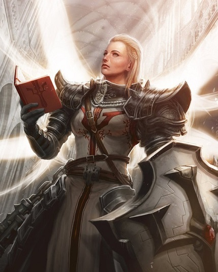 Dame Ushien Stormbanner