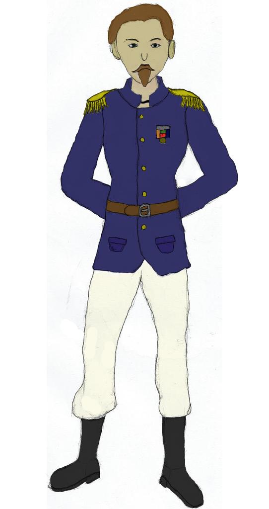 Lt. Niserus Farnor