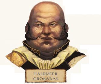 Haldmeer Grobaras