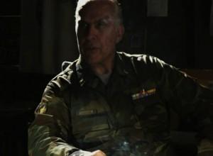 Lieutenant Colonel Benjamin Weddle