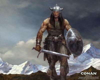 Conan The Barbarian King