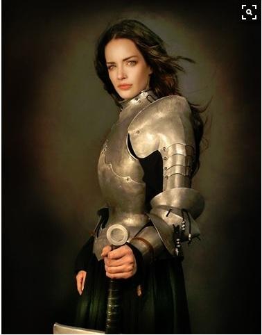 "Dame-Captain Baroness Briar ""Balystia"" Thornwood"