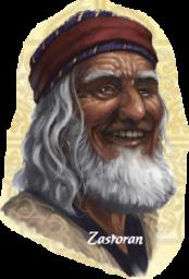 Dr. Zorastan