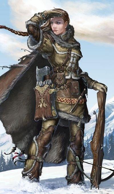 Brigid Pathfinder