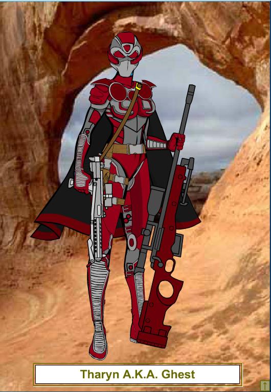 G'HEST (THARYN) - Sharpshooter (Soldier)