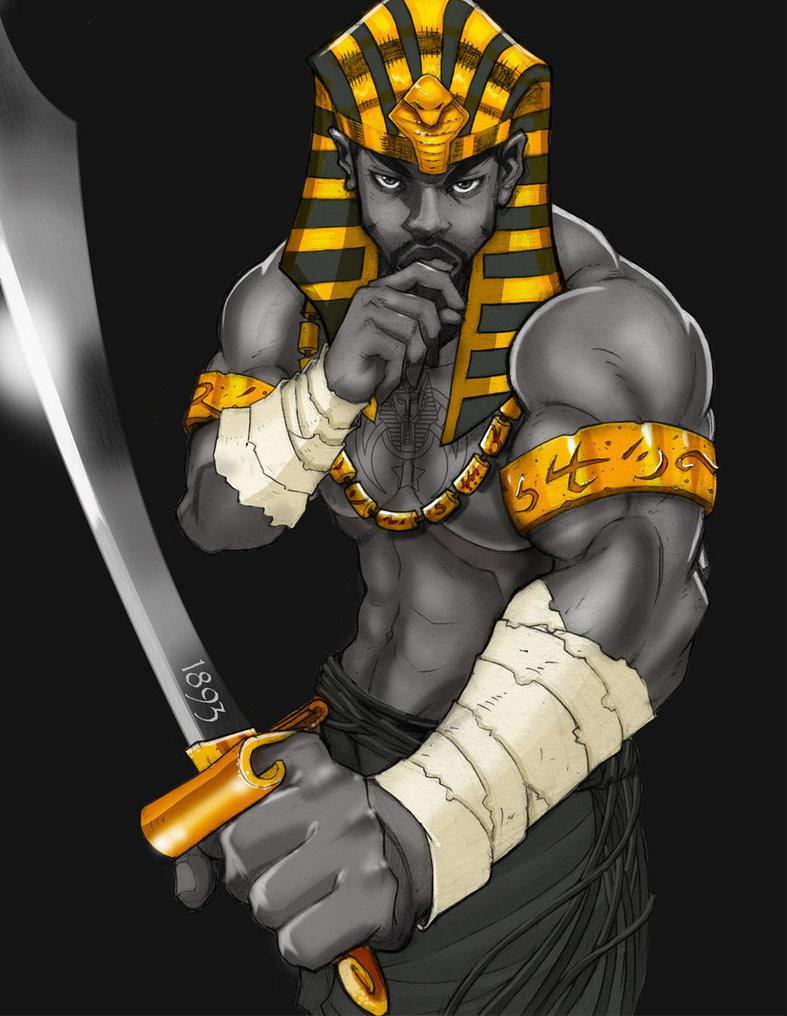 Pharaoh Teos