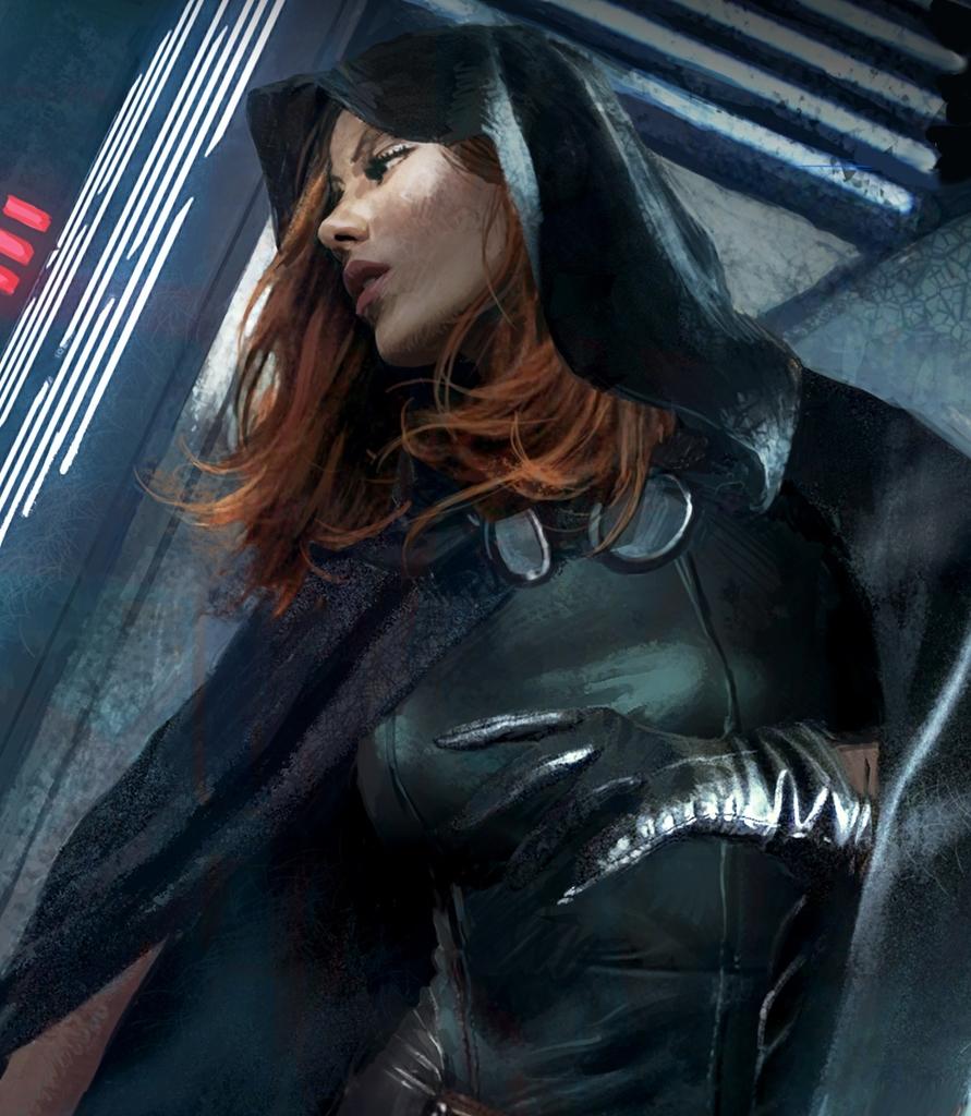Admiral Elise Jade