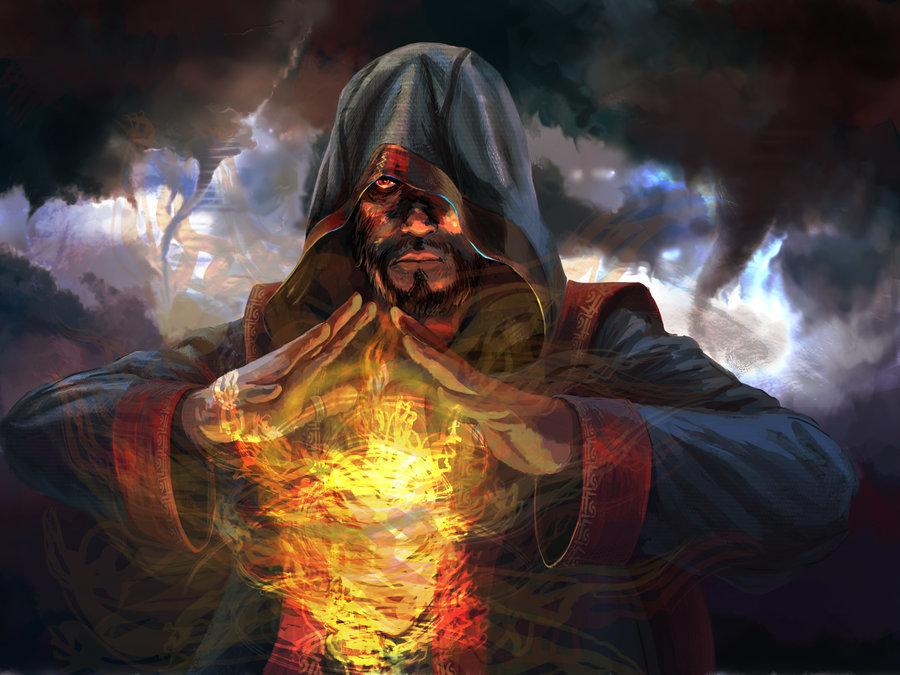 The Irritable Bloodstone Sage