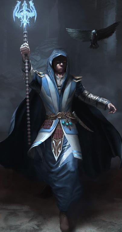 Dracon Ravenant