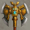 Dwarf King's War Axe