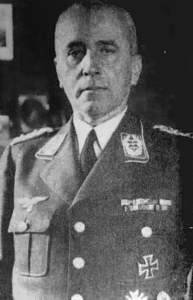 Friedrich Wilhelm von Lindeiner-Wildau