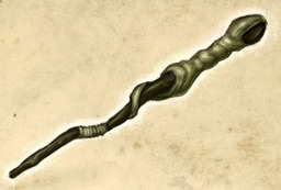 Hag's finger wand