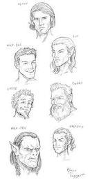 dwarves, half-orcs and halflings, Southern Ogre.5