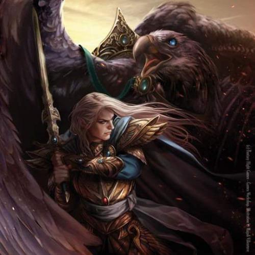 Queen's Sword Kataris Andruil