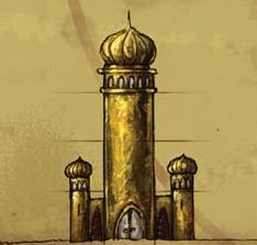 Brazen Tower