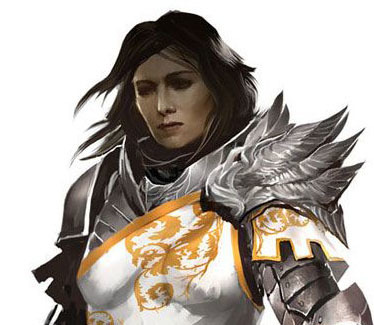 Lady Ushien Stormbanner