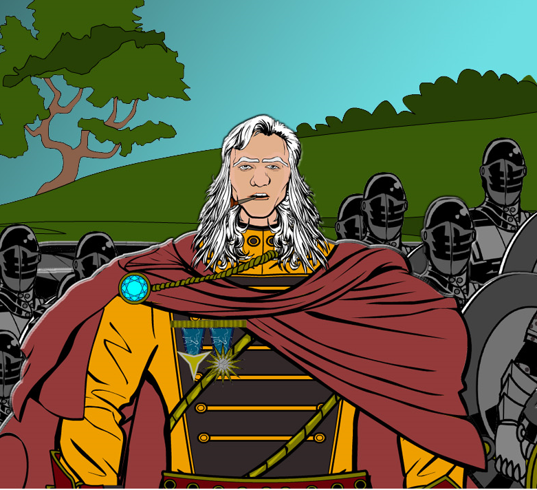 Gaius Varro, Lord Marshall