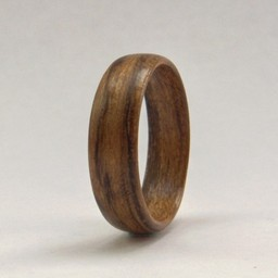 Wooden Luck Ring of the Hutu
