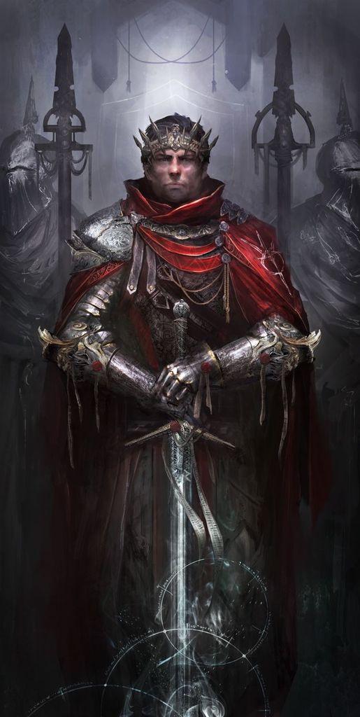 King Edvard