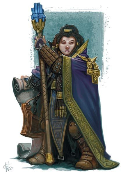 Jalea of the Mother of Amberhold