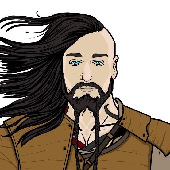 Aonghas- Druid of MacLismore