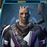 Radoth (deceased)