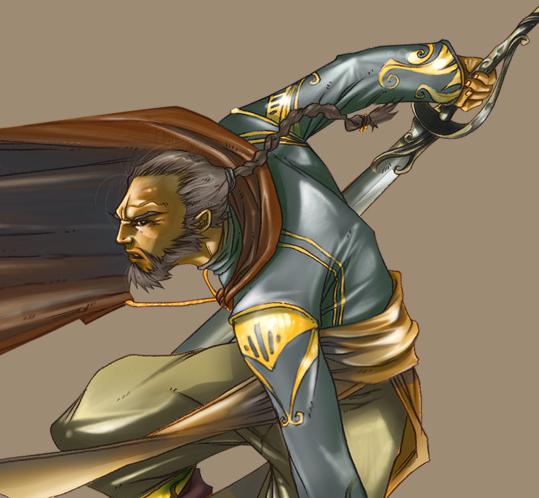 Seven Swords Saint