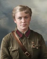 Raisa 'Rushka' Antonovna Putilov