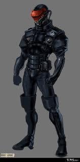 Mark II Phoenix Armor