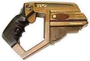 """""""Bajic"""" Blaster Pistol"""