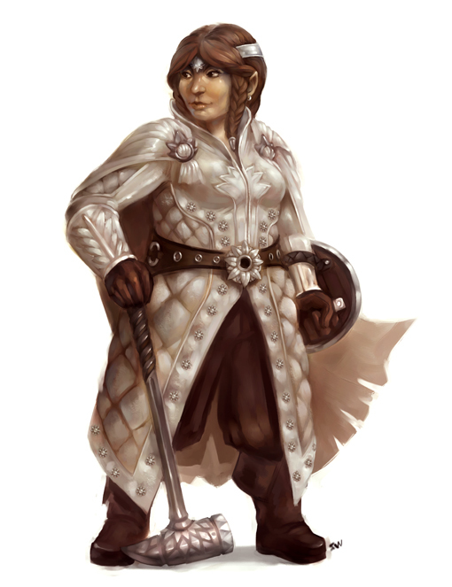 Lady Quill