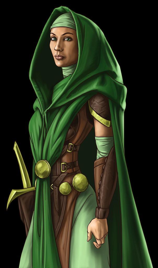 Adrianna, Lenda de Portão de Baldur