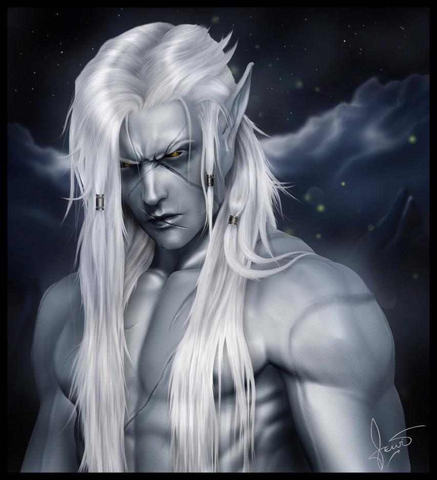 Balok, o branco