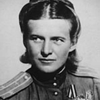Evdokia Davidovna Bershanskaya