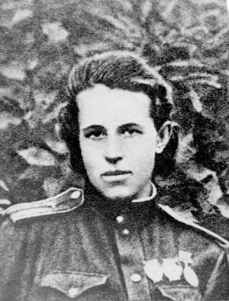 Klavidia Nikolevna Vlasik