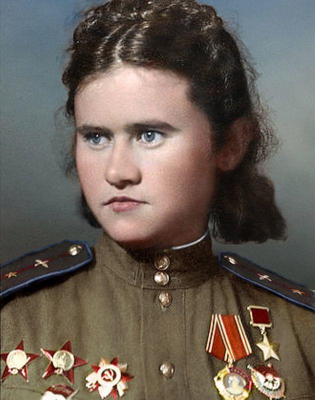 Marina Grigoriovich Shapkova