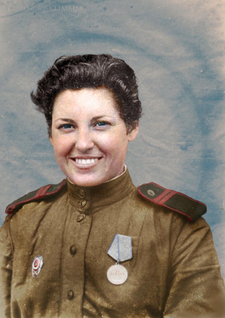 Anastasia Timofeivna Grymka