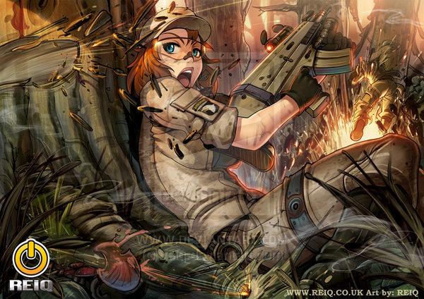 Lieutenant Riley Starr
