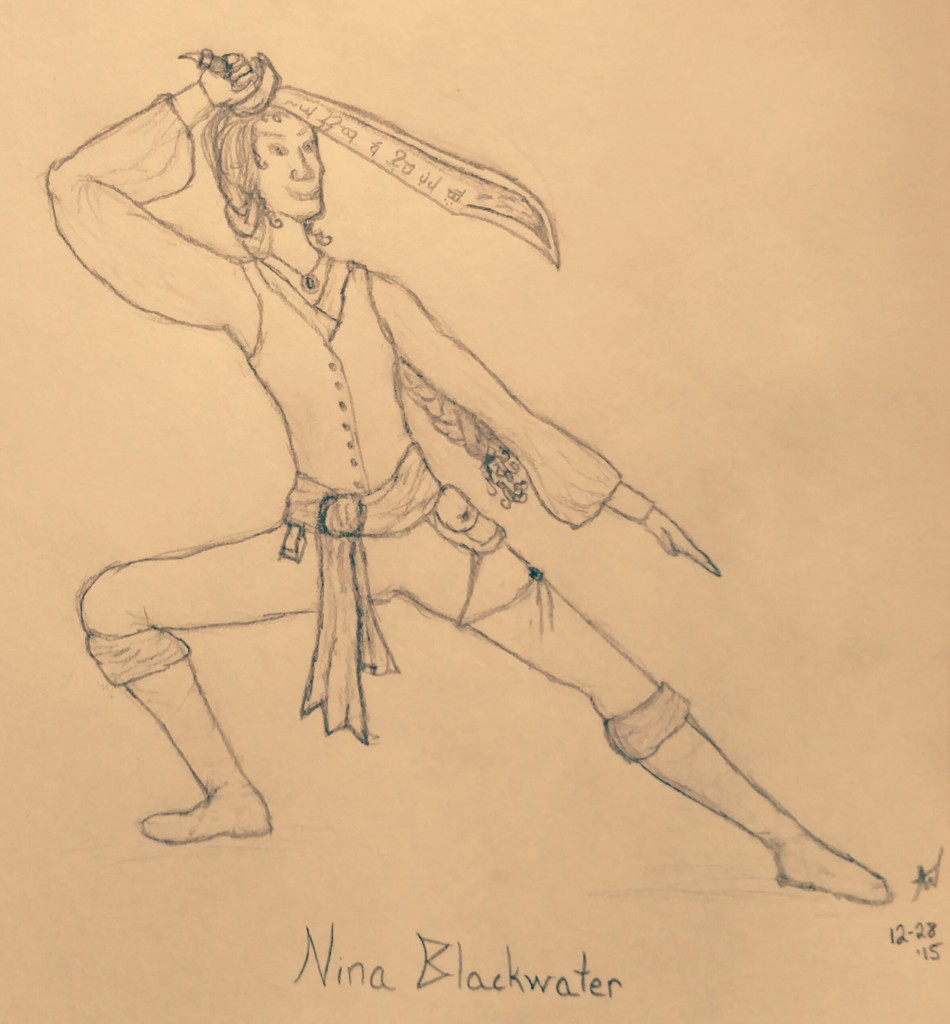 Nina Blackwater
