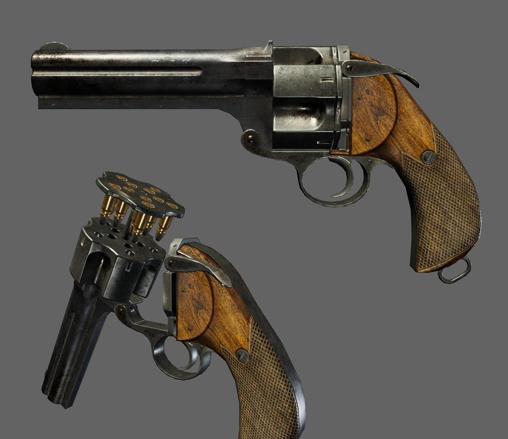 Double Revolver