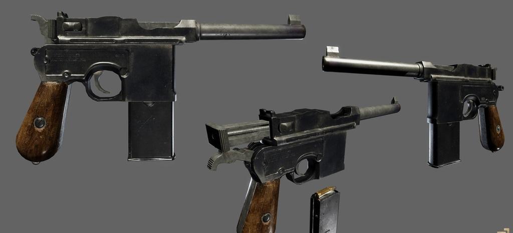Quick Pistol