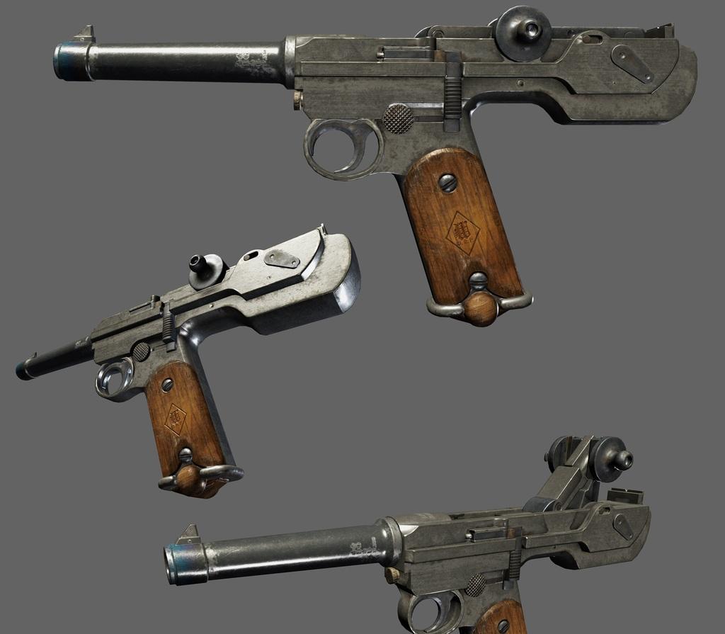 Strike Pistol