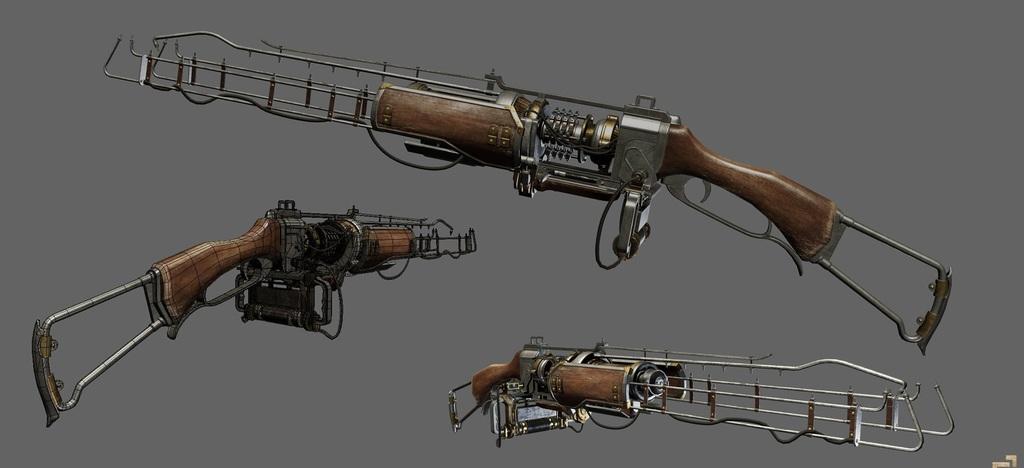 Arc Rifle