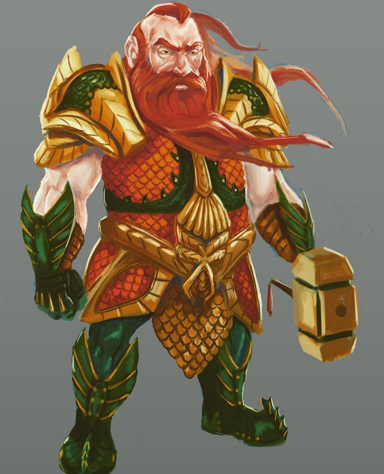 Osrik Ironborn