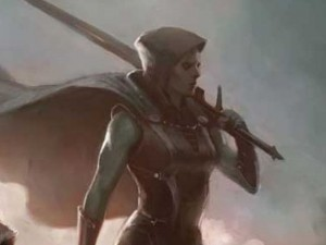 Gamora Dreadmore