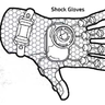 Shock Boxing Gloves