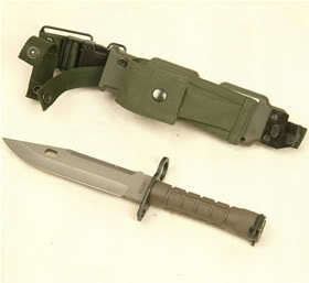 Liberator knife