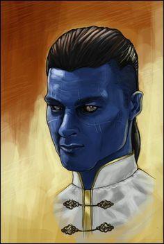 Bazero Krim (Hutt Enforcer)